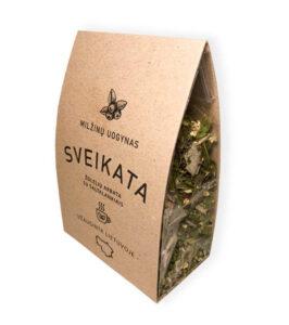 natūrali šaltalankių arbata